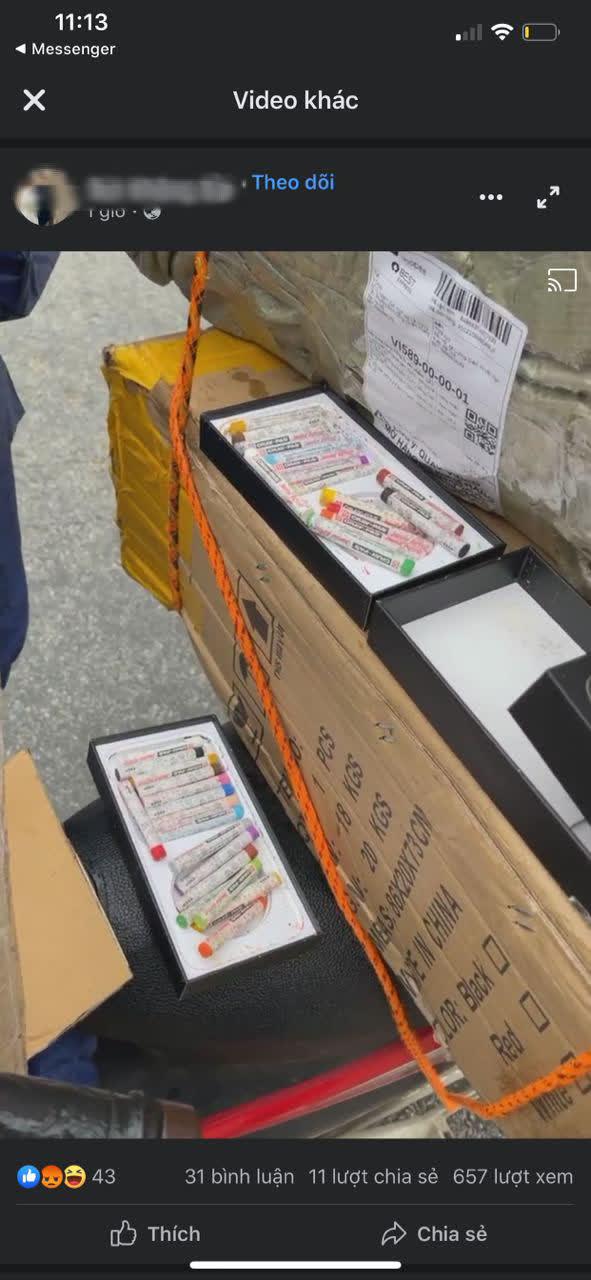 Biến căng: Lại có thêm phốt mua 2 chiếc iPhone 12 Pro Max nhưng được giao 2 hộp bút chì màu - Ảnh 1.