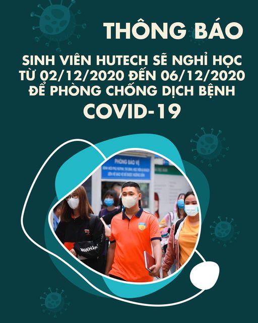 Cập nhật: Các trường ĐH tại TP.HCM cho sinh viên nghỉ học do dịch Covid-19 - ảnh 1