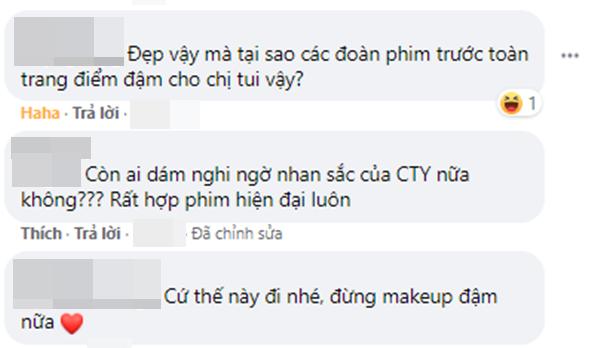 Ơn giời, cuối cùng thánh lố Cúc Tịnh Y cũng chịu makeup nhẹ nhàng đi đóng phim rồi! - ảnh 7
