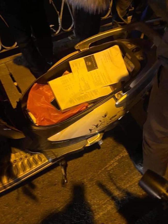 Hà Nội: Người phụ nữ để lại giấy siêu âm thai rồi nhảy cầu Long Biên tự tử - ảnh 2