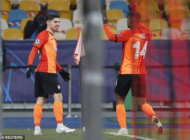 Real Madrid thất bại trên đất Ukraine lạnh giá - ảnh 5