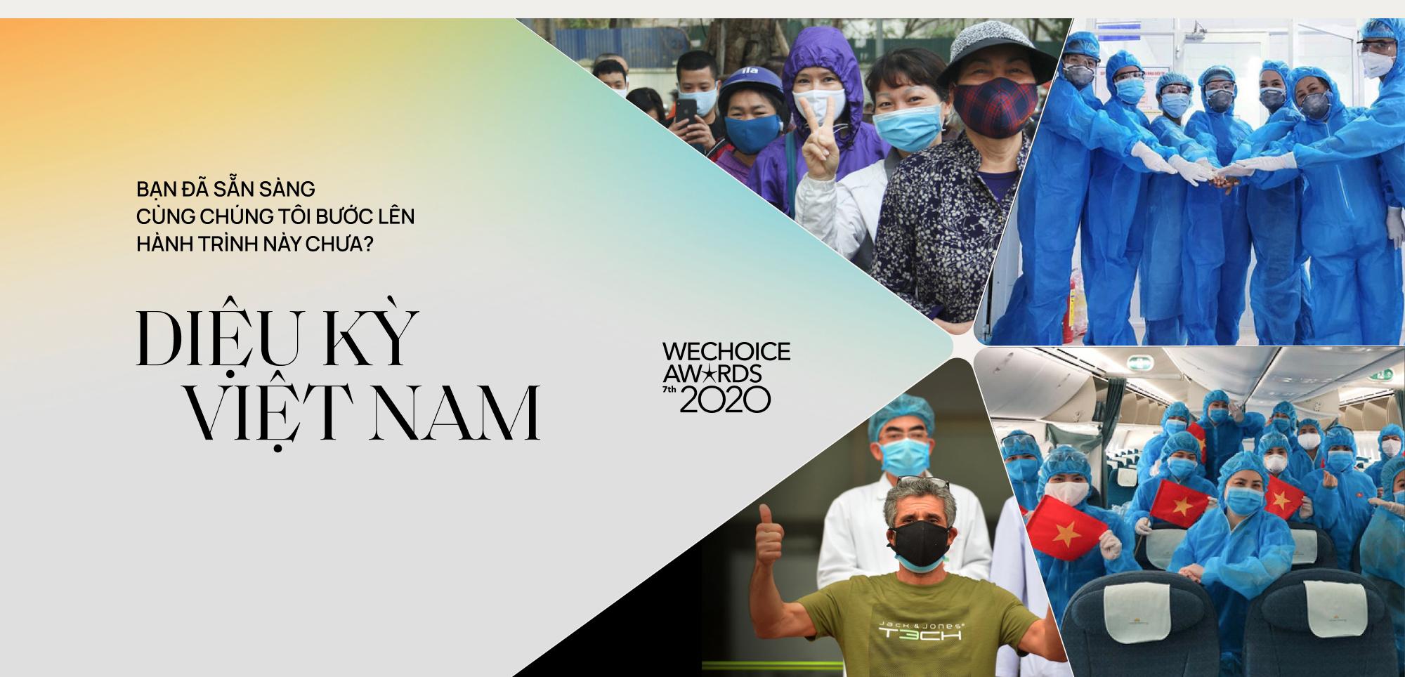 WeChoice Awards 2020: Diệu kỳ Việt Nam - khi phép màu đến từ những điều giản đơn nhất - Ảnh 14.