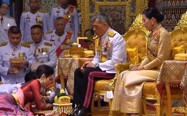 Nuovo harem thailandese: l'ambizione della Regina Reale per un'immagine delicata è stata appena rivelata, tutti gli occhi puntati sul Palazzo della Regina - Foto 2.