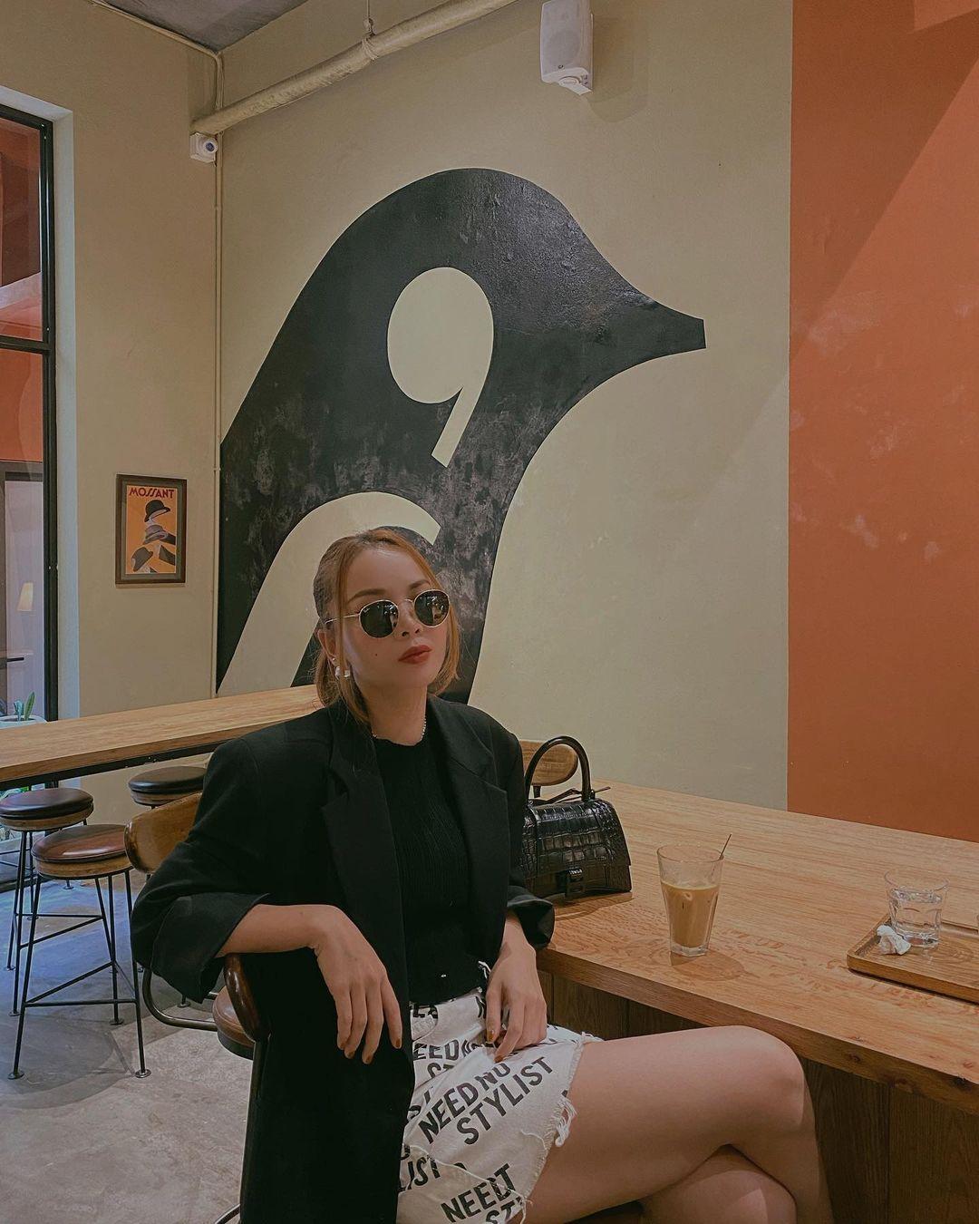 """Instagram look của sao Việt: Chi Pu, Mẫn Tiên lên đồ ấm áp vẫn không bằng Hà Tăng """"quẩy"""" outfit cho ngày đại hàn - Ảnh 6."""