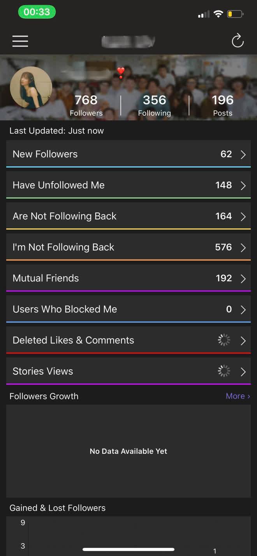 Ứng dụng này sẽ giúp bạn biết ai unfollow và thậm chí là block bạn trên Instagram - Ảnh 1.