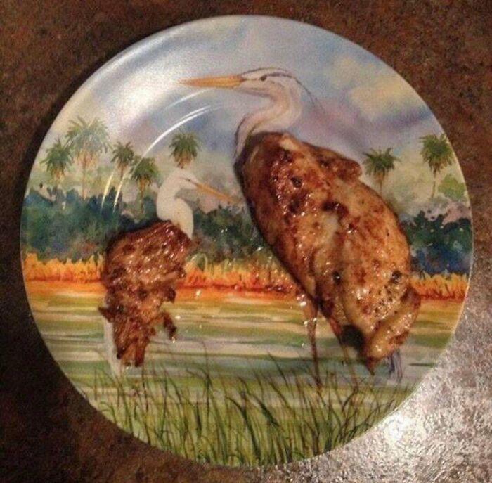 Những nhà hàng có visual đồ ăn chán đời tới nỗi thực khách phải lập group để bóc phốt - Ảnh 13.