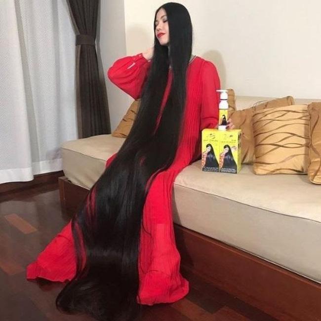 Cô gái Nhật sở hữu mái tóc dài 1m78 sau 15 năm không cắt và câu chuyện thú vị về những nàng Rapunzel đời thực - ảnh 3