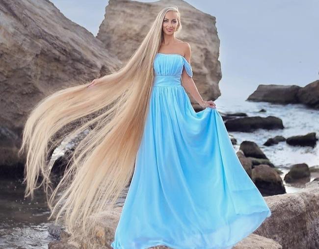 Cô gái Nhật sở hữu mái tóc dài 1m78 sau 15 năm không cắt và câu chuyện thú vị về những nàng Rapunzel đời thực - ảnh 6