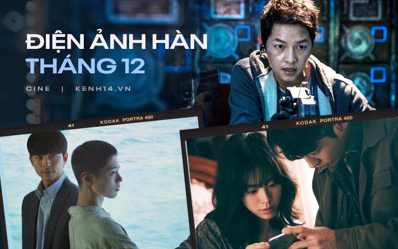 Ná thở với dàn mỹ nam Hàn đổ bộ phòng vé cuối năm: Gong Yoo - Park Bo Gum sẽ vượt mặt Nam Joo Hyuk?