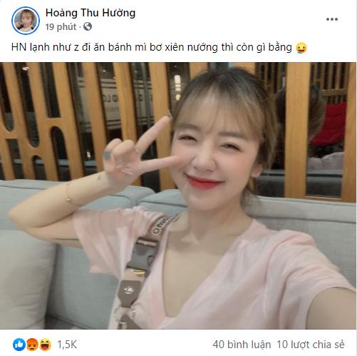 Hậu lùm xùm với Hà Tiều Phu, nữ streamer Hoàng Thu Hường tái xuất với hình ảnh cực xinh, cực tươi tắn - Ảnh 2.