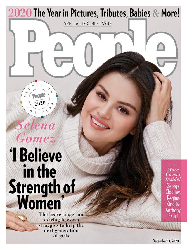 Nữ ca sĩ duy nhất được tạp chí People vinh danh là Nhân vật của năm 2020: Là cựu ngôi sao Disney, ra mắt album được khen lấy khen để - Ảnh 2.