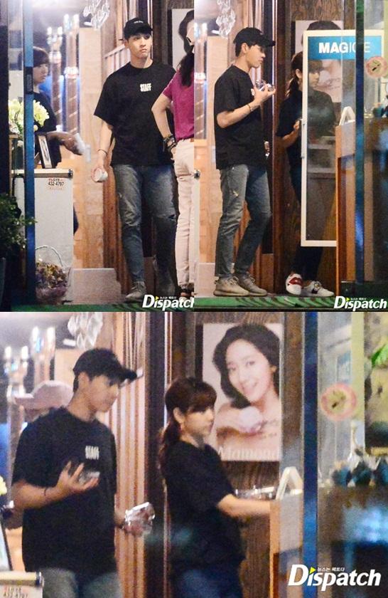 6 nữ idol hoa đã có chủ vẫn đầy bạn khác giới: Hyuna ôm cả bạn và bồ, Hyeri bị ném đá vì thân mật với Park Bo Gum bên bạn trai - Ảnh 10.
