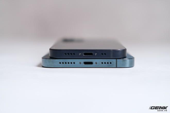 Trên tay chiếc iPhone bị người Việt ghẻ lạnh năm nay: Nhỏ tẹo bằng bàn tay, dùng một tay thì sướng, hai tay thì... sượng - ảnh 13