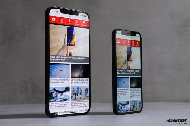 Trên tay chiếc iPhone bị người Việt ghẻ lạnh năm nay: Nhỏ tẹo bằng bàn tay, dùng một tay thì sướng, hai tay thì... sượng - ảnh 16