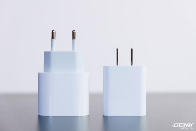 Đánh giá củ sạc Apple 20W đang cháy hàng tại Việt Nam: Giá cao nhưng chẳng có gì đặc biệt - ảnh 6