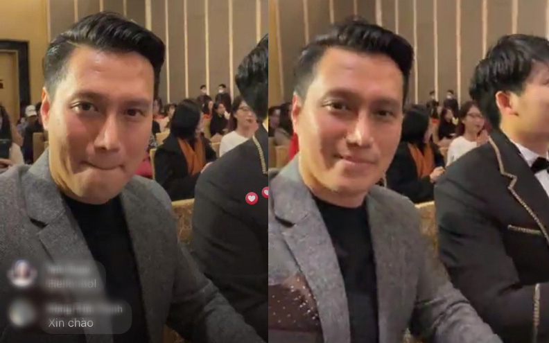 """Netizen muốn """"ngã ngửa"""" vì nhan sắc của Việt Anh trên livestream, combo mặt đơ và mũi xiên vẹo 1 ngày trước vẫn không là gì?"""