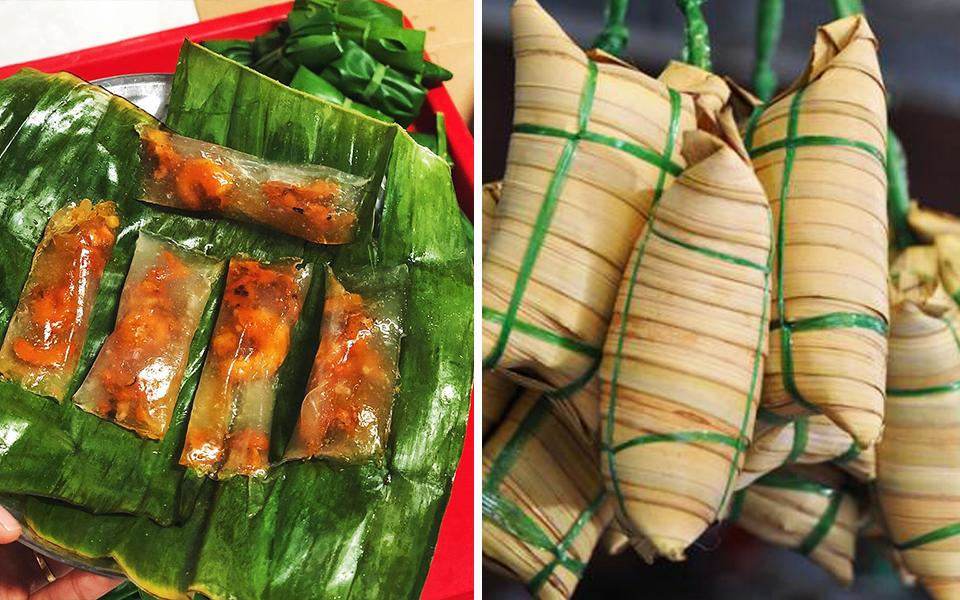 Việt Nam có những loại bánh gói lá là đặc sản nức tiếng, nhiều người không thể phân biệt nổi vì quá giống nhau! (Phần 2)