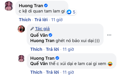 Que Van was angry when he was called anh Vietnam fools to go for plastic surgery, the actor's ex-wife's reaction caught the attention - Photo 3.