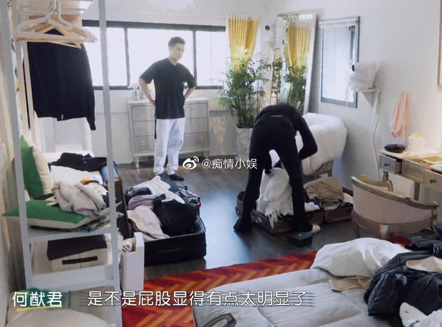Loạt thị phi của hai vợ chồng Ming Xi khi đi show: Khoe tình cảm giả trân, kìm kẹp thái quá, giờ tiết lộ cả bí mật gia đình - ảnh 9