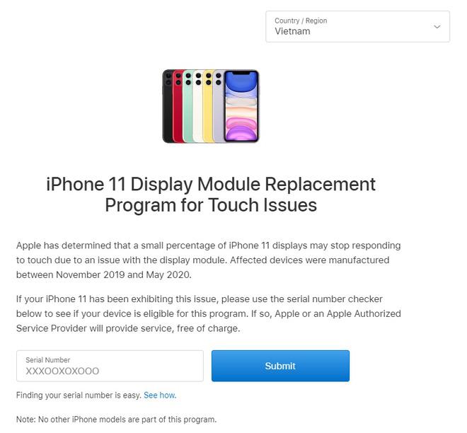 Apple xác nhận iPhone 11 có thể bị lỗi cảm ứng, đây là cách kiểm tra máy của bạn có dính lỗi hay không - Ảnh 2.