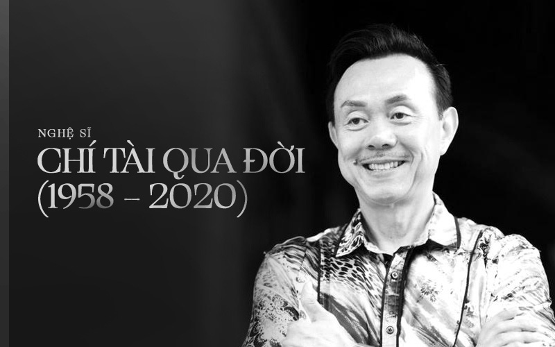 Nghệ sĩ Chí Tài đột ngột qua đời vì đột quỵ, hưởng thọ 62 tuổi