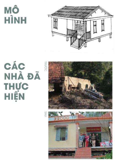 Dự án Nhà Chống Lũ: Những căn nhà an toàn sẽ tạo nên cuộc sống mới cho nhân dân vùng lũ - Ảnh 9.