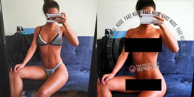 Nóng: Cảnh báo công cụ Deepfake sẽ xoá hết quần áo chỉ trong vòng vài nốt nhạc, chị em hay post ảnh khoe thân nên thận trọng! - Ảnh 1.