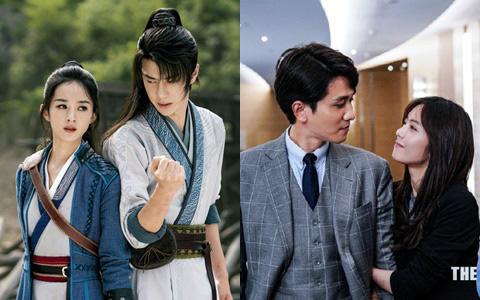 """BXH 10 phim Hoa ngữ hot nhất hiện nay: Hữu Phỉ mang tiếng """"flop"""" nhưng lại đứng đầu mới oách nha!"""