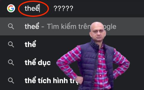 Khó chịu với lỗi gõ chữ trên thanh địa chỉ của Google Chrome? Đây là cách để bạn giải quyết dứt điểm ngay và luôn