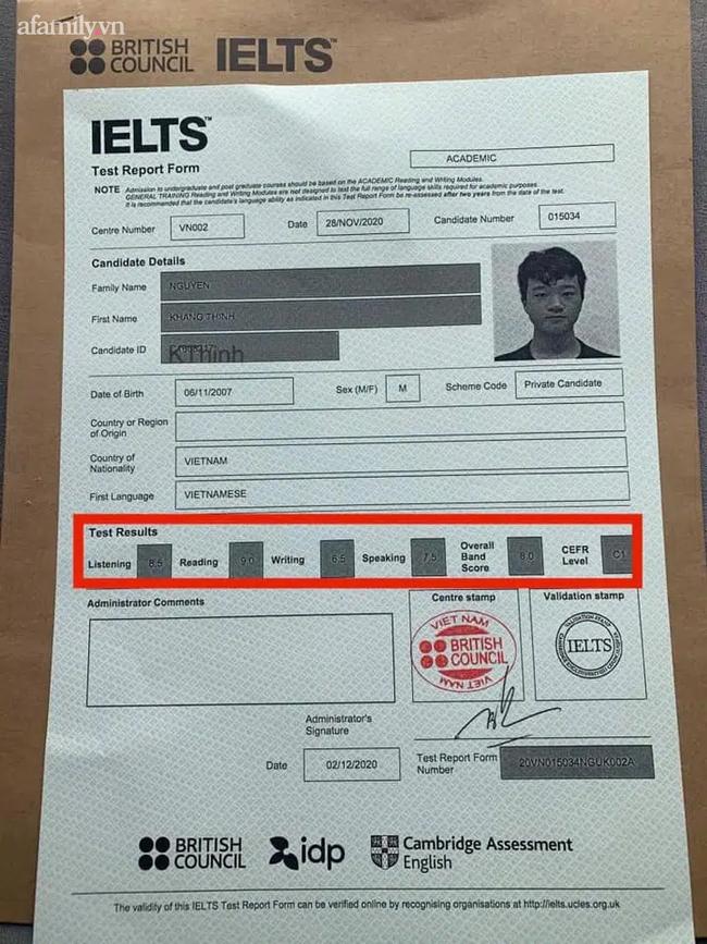 Con đạt IELTS 8.0 ngay từ lần thi đầu tiên, bà mẹ ở Hà Nội bật mí lộ trình học tiếng Anh từ nhỏ cho con chỉ với 6 bước ai cũng làm được - Ảnh 2.