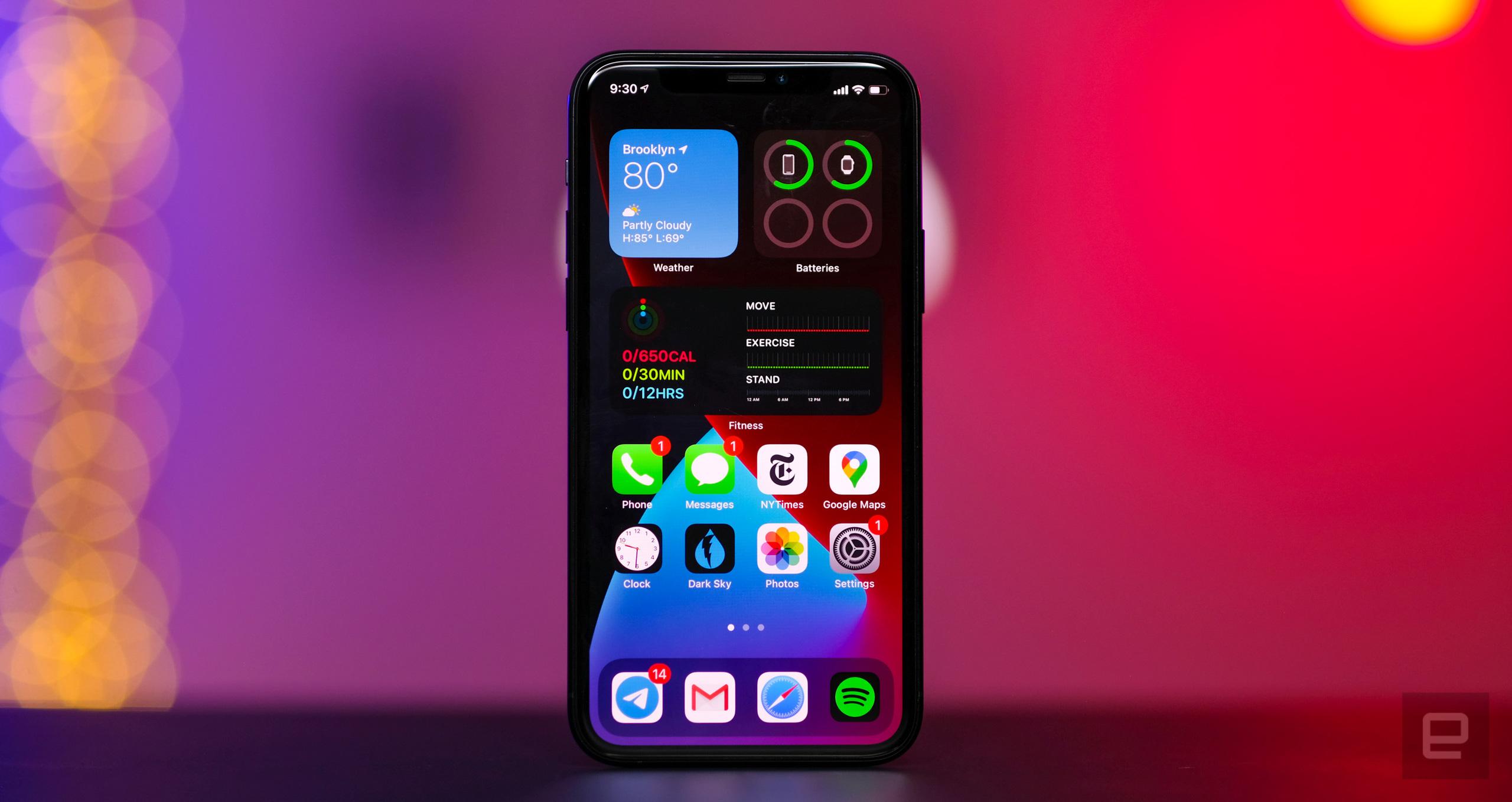 Ẩn ngay nội dung thông báo trên màn hình khóa iPhone với vài thao tác siêu đơn giản - Ảnh 1.