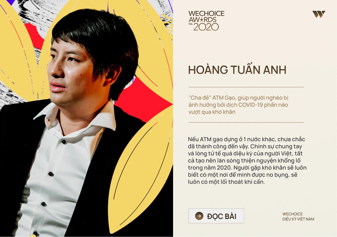 20 đề cử nhân vật truyền cảm hứng của WeChoice Awards 2020: Những câu chuyện tạo nên Diệu kỳ Việt Nam - Ảnh 2.