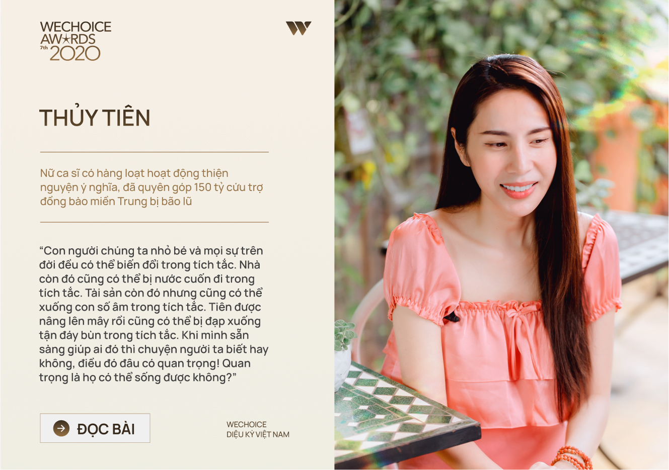 20 đề cử nhân vật truyền cảm hứng của WeChoice Awards 2020: Những câu chuyện tạo nên Diệu kỳ Việt Nam - Ảnh 12.