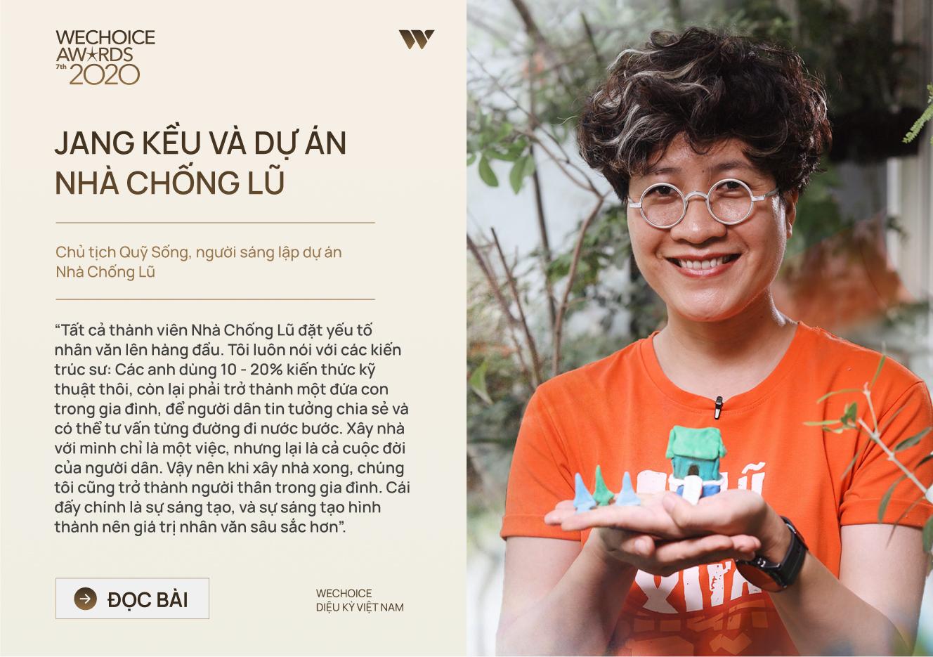 20 đề cử nhân vật truyền cảm hứng của WeChoice Awards 2020: Những câu chuyện tạo nên Diệu kỳ Việt Nam - Ảnh 13.