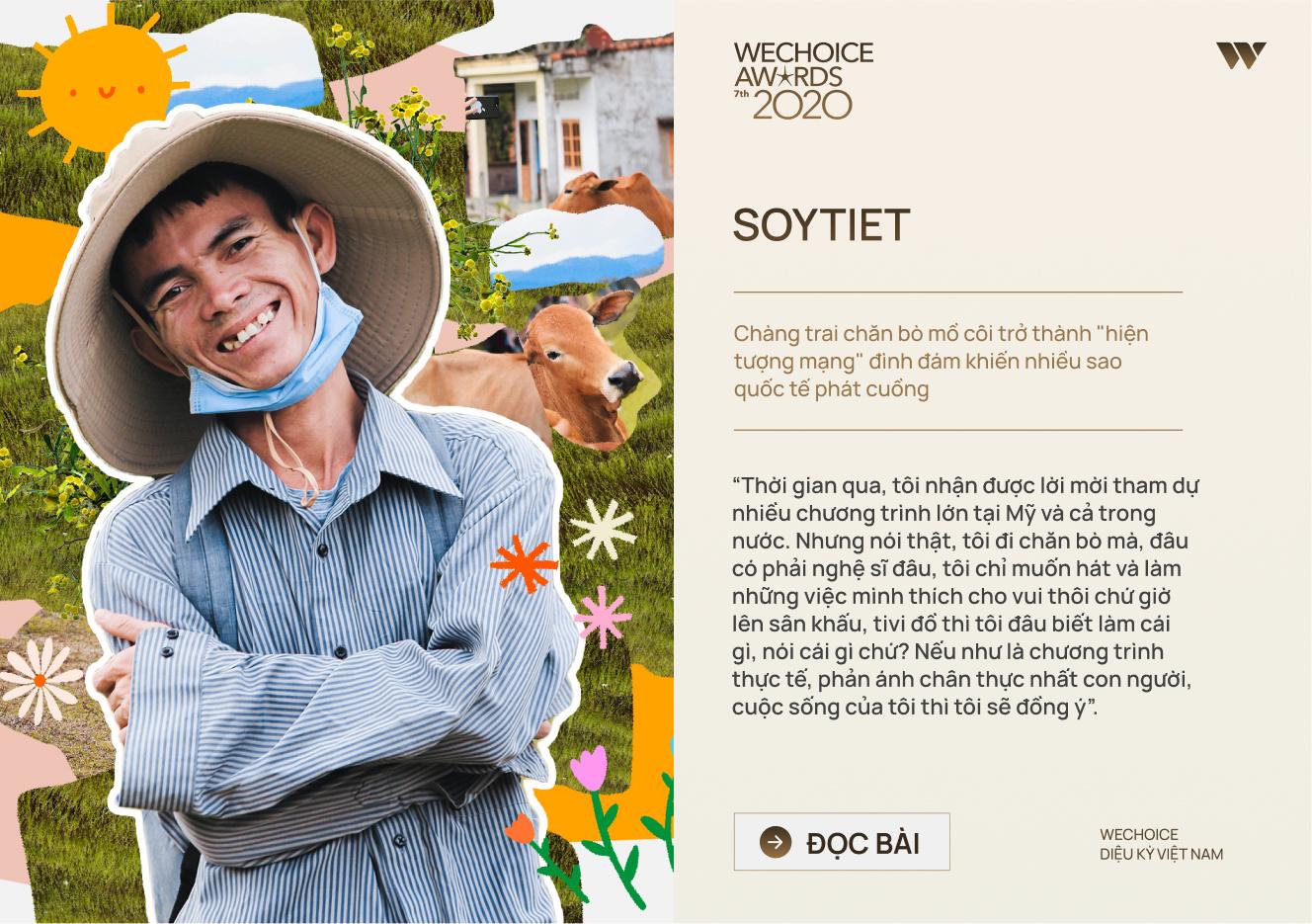20 đề cử nhân vật truyền cảm hứng của WeChoice Awards 2020: Những câu chuyện tạo nên Diệu kỳ Việt Nam - Ảnh 14.
