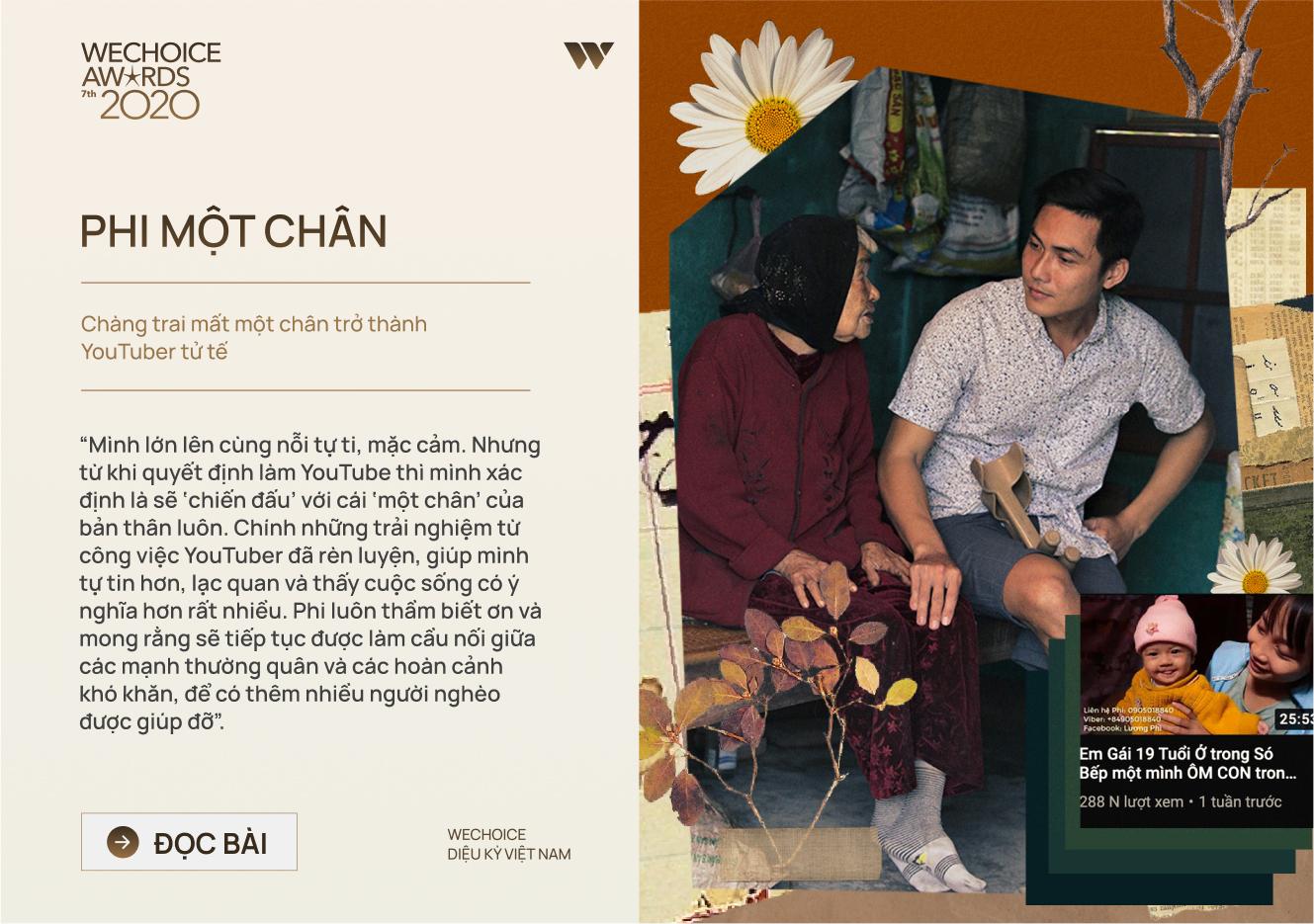 20 đề cử nhân vật truyền cảm hứng của WeChoice Awards 2020: Những câu chuyện tạo nên Diệu kỳ Việt Nam - Ảnh 15.