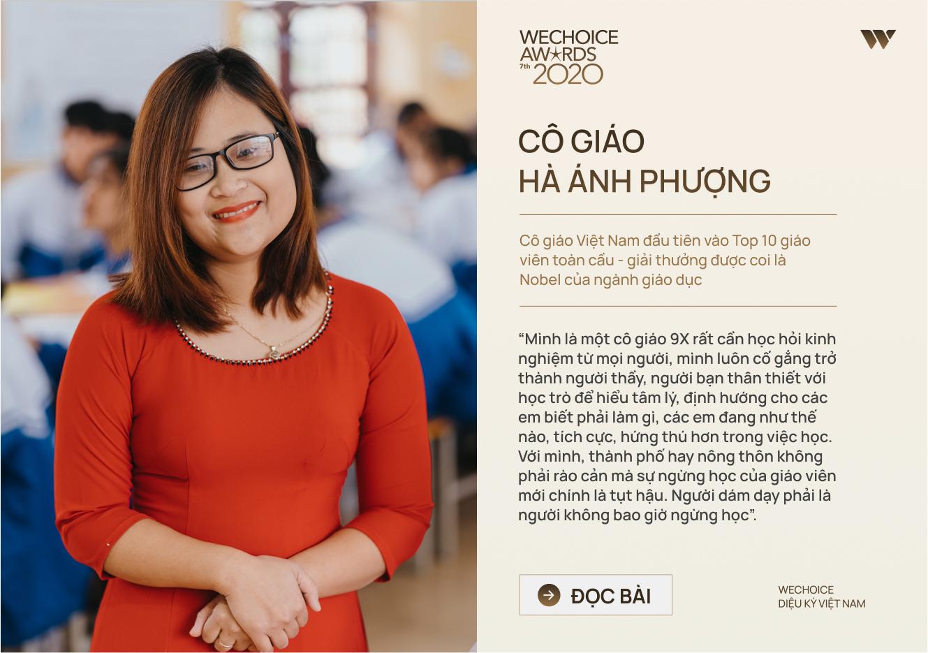 20 đề cử nhân vật truyền cảm hứng của WeChoice Awards 2020: Những câu chuyện tạo nên Diệu kỳ Việt Nam - Ảnh 16.