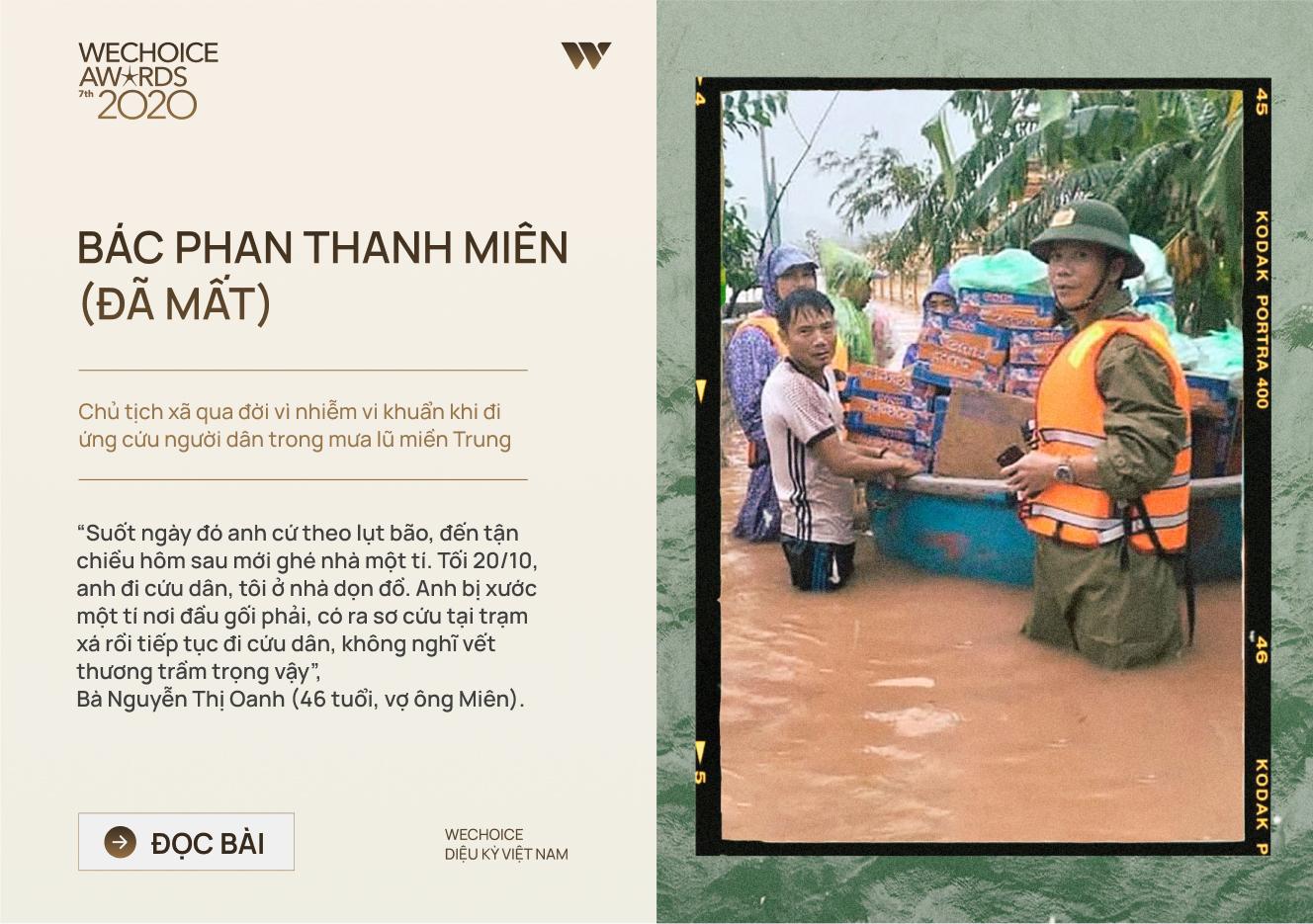20 đề cử nhân vật truyền cảm hứng của WeChoice Awards 2020: Những câu chuyện tạo nên Diệu kỳ Việt Nam - Ảnh 17.