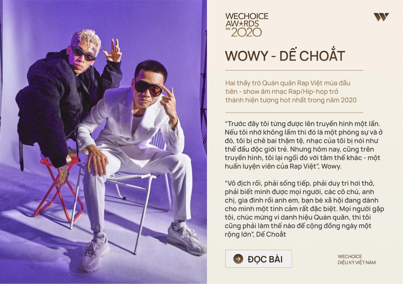 20 đề cử nhân vật truyền cảm hứng của WeChoice Awards 2020: Những câu chuyện tạo nên Diệu kỳ Việt Nam - Ảnh 18.