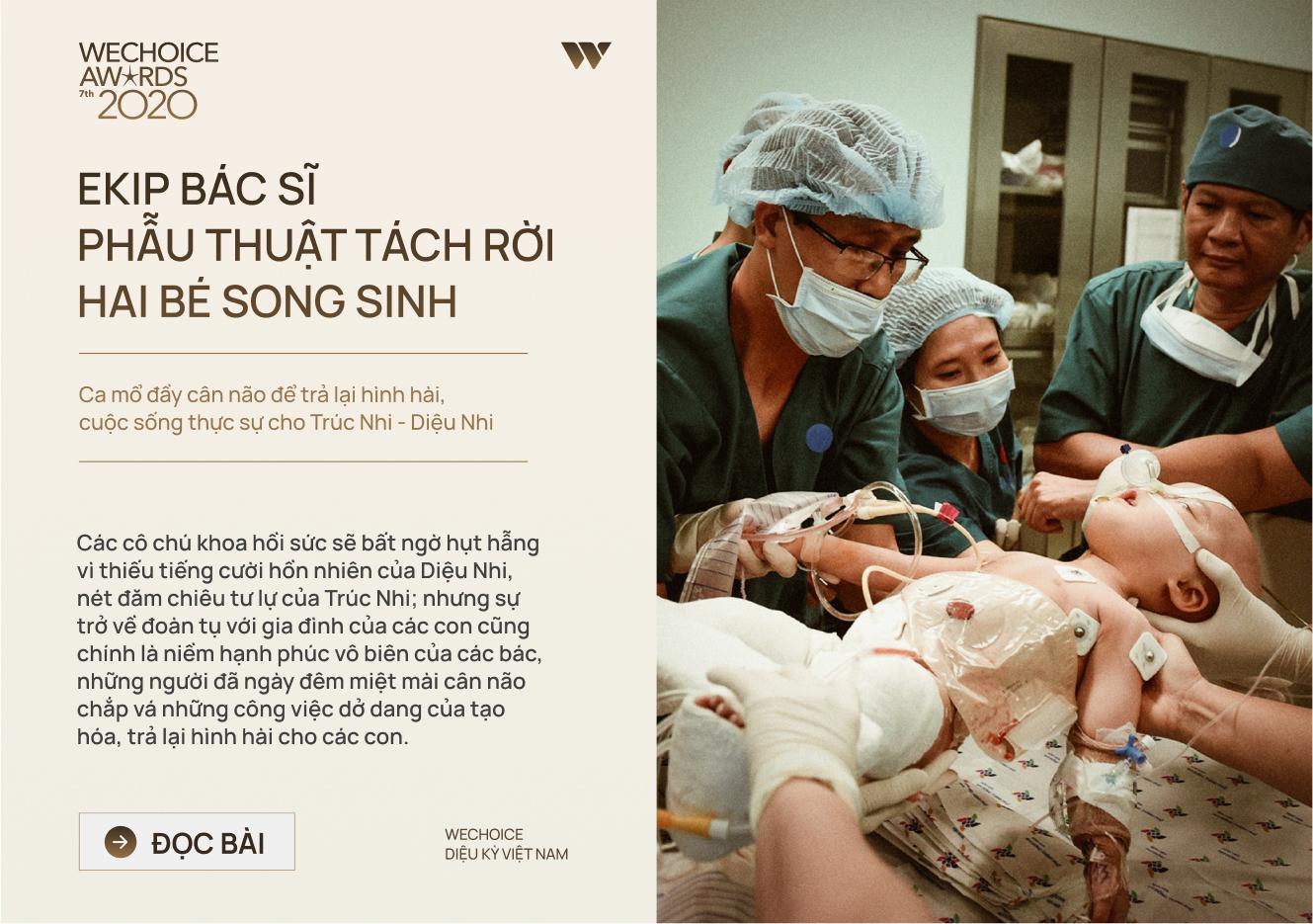 20 đề cử nhân vật truyền cảm hứng của WeChoice Awards 2020: Những câu chuyện tạo nên Diệu kỳ Việt Nam - Ảnh 3.