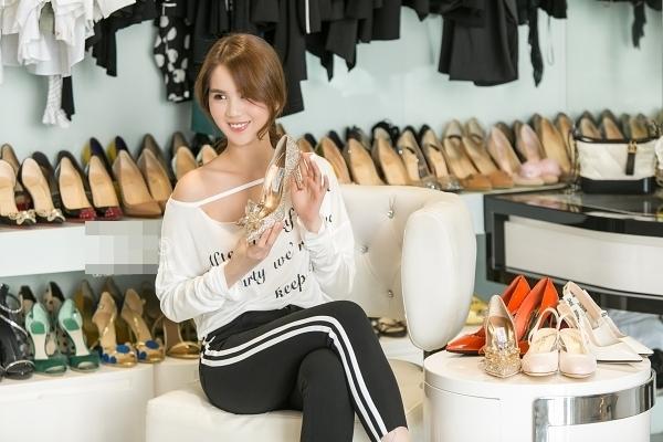 Ngọc Trinh khoe ảnh nude trong bồn tắm nhưng đôi giày công chúa 120 triệu lại là thứ khiến netizen lo lắng - ảnh 4