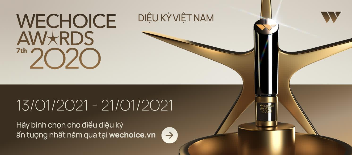 WeChoice Awards 2020: Sau gần 1 ngày bình chọn, Sao Nhập Ngũ bất ngờ vượt mặt Rap Việt - Ảnh 6.