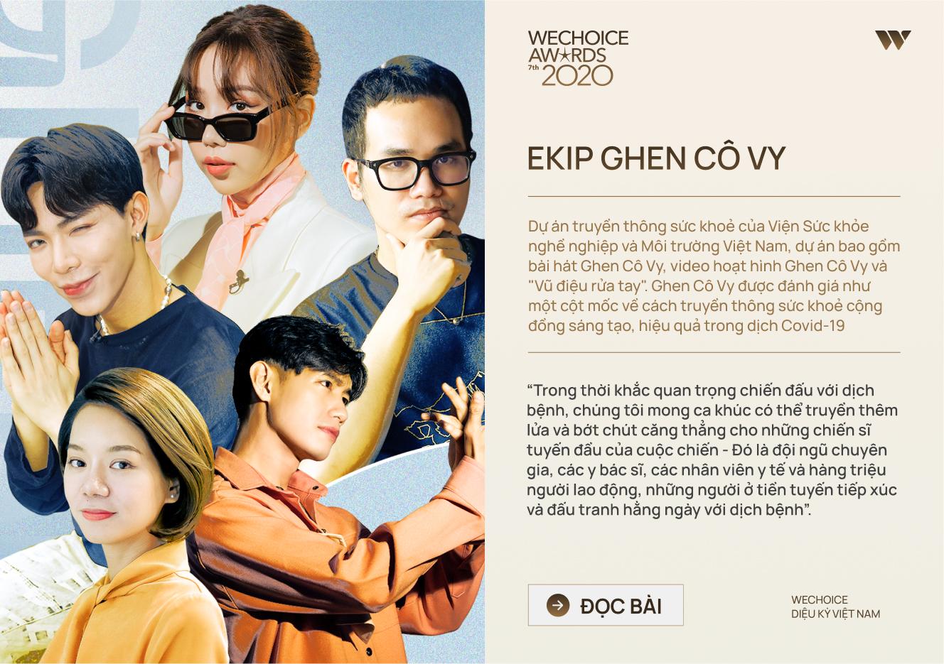 20 đề cử nhân vật truyền cảm hứng của WeChoice Awards 2020: Những câu chuyện tạo nên Diệu kỳ Việt Nam - Ảnh 6.