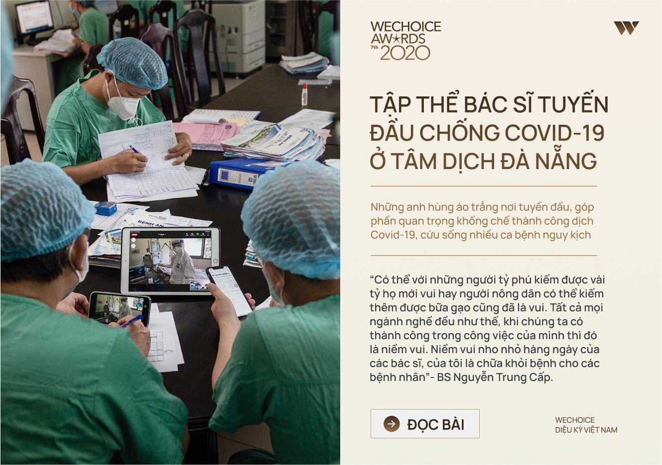 20 đề cử nhân vật truyền cảm hứng của WeChoice Awards 2020: Những câu chuyện tạo nên Diệu kỳ Việt Nam - Ảnh 8.