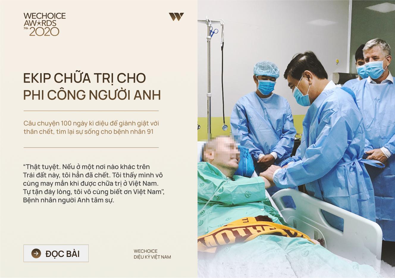 20 đề cử nhân vật truyền cảm hứng của WeChoice Awards 2020: Những câu chuyện tạo nên Diệu kỳ Việt Nam - Ảnh 9.