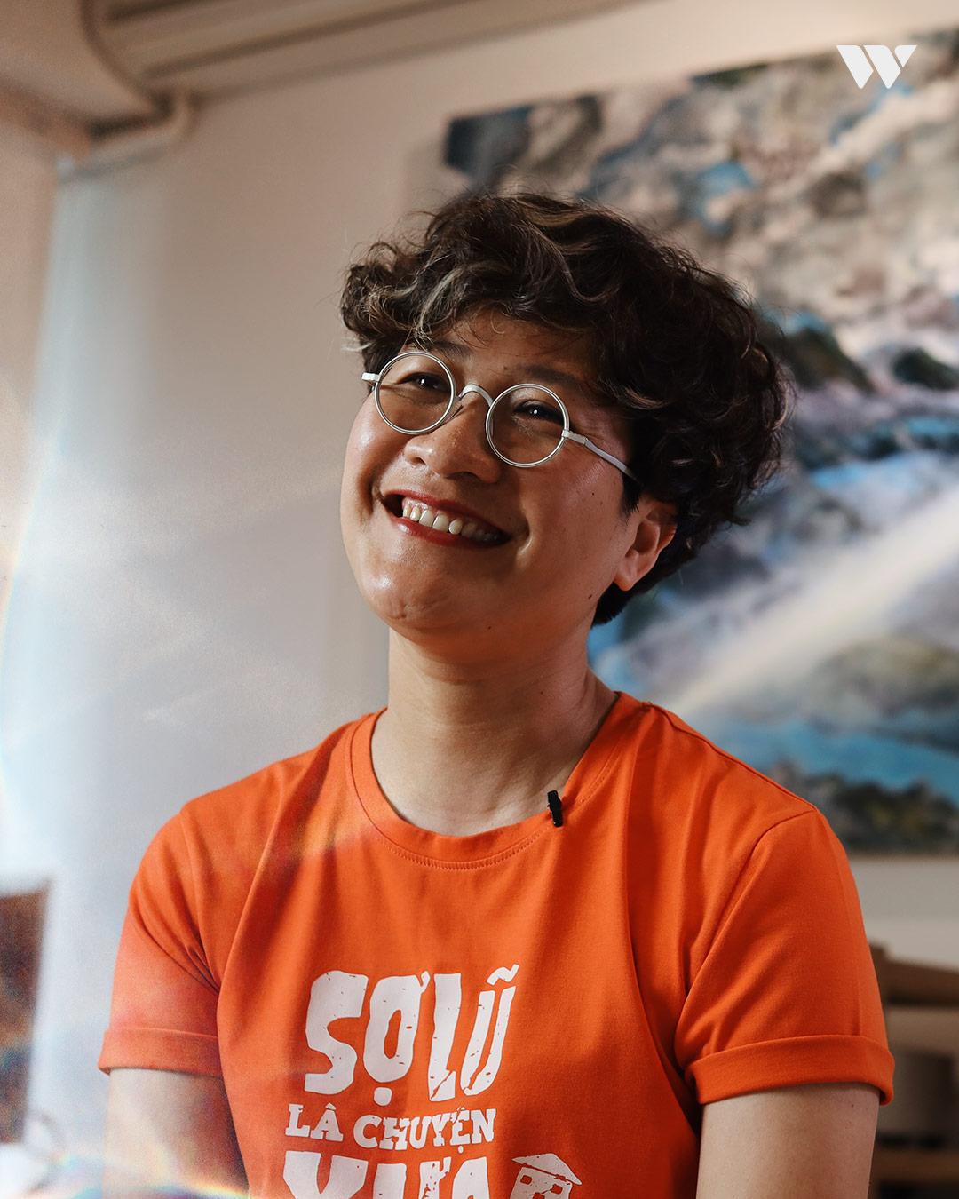 """Jang Kều, người phụ nữ đứng đằng sau dự án Nhà Chống Lũ: Từng từ chối 75 tỷ vì muốn thay đổi tư duy """"cho - nhận"""" trong từ thiện - Ảnh 11."""