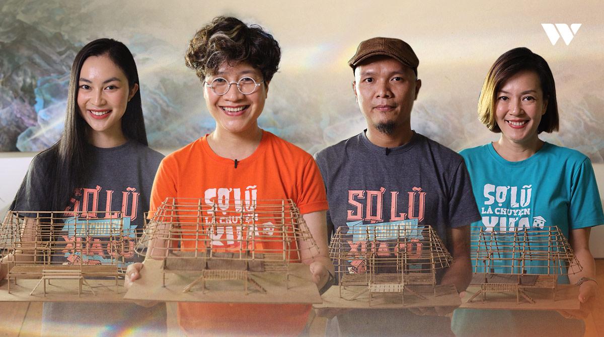 """Jang Kều, người phụ nữ đứng đằng sau dự án Nhà Chống Lũ: Từng từ chối 75 tỷ vì muốn thay đổi tư duy """"cho - nhận"""" trong từ thiện - Ảnh 4."""