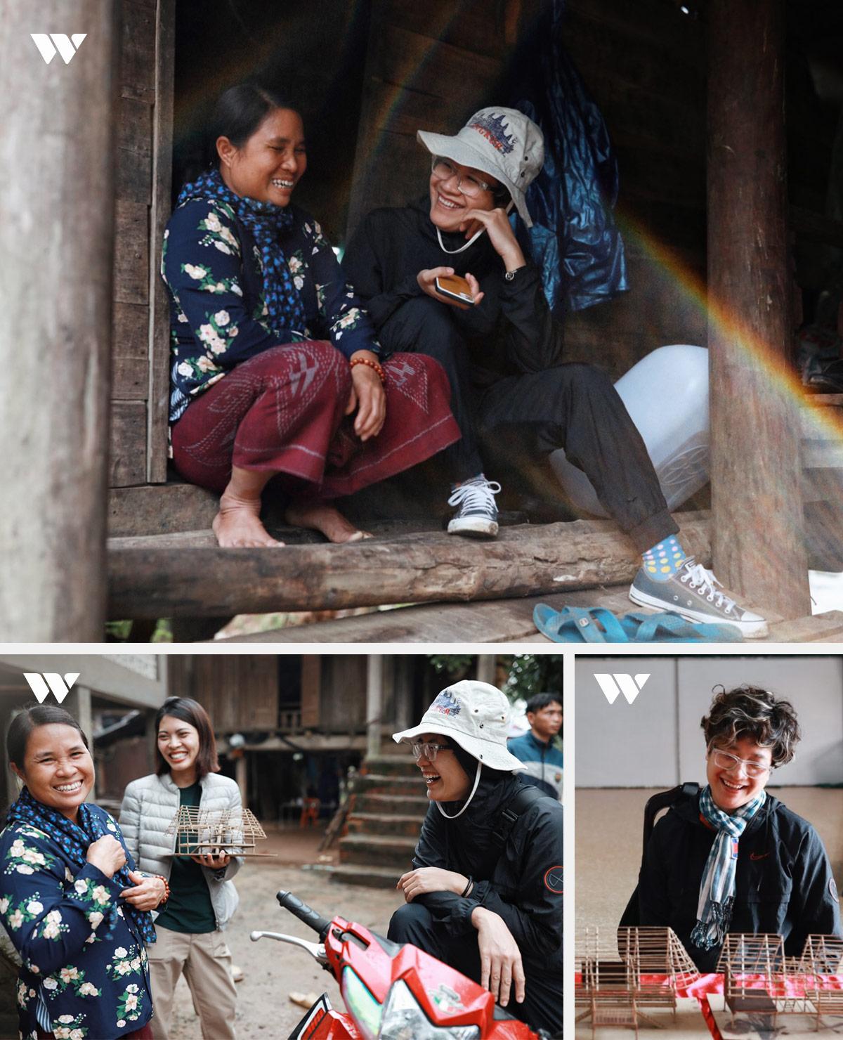 """Jang Kều, người phụ nữ đứng đằng sau dự án Nhà Chống Lũ: Từng từ chối 75 tỷ vì muốn thay đổi tư duy """"cho – nhận"""" trong từ thiện - Ảnh 21."""