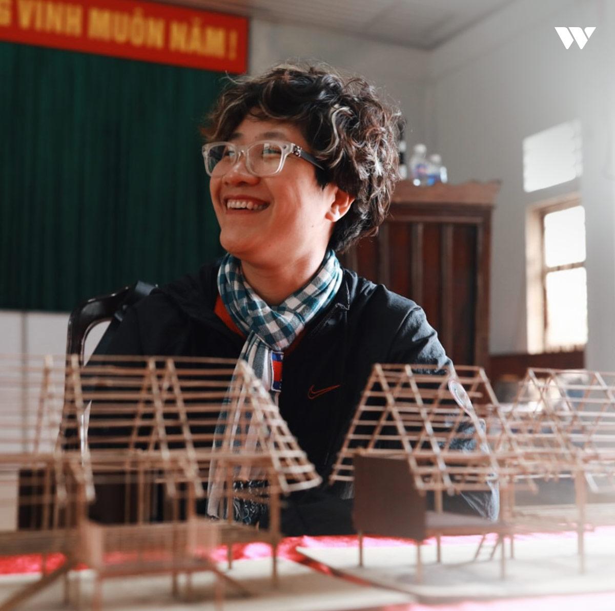 """Jang Kều, người phụ nữ đứng đằng sau dự án Nhà Chống Lũ: Từng từ chối 75 tỷ vì muốn thay đổi tư duy """"cho – nhận"""" trong từ thiện - Ảnh 6."""