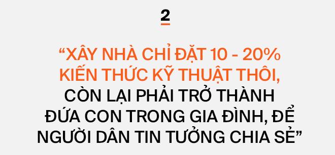 """Jang Kều, người phụ nữ đứng đằng sau dự án Nhà Chống Lũ: Từng từ chối 75 tỷ vì muốn thay đổi tư duy """"cho - nhận"""" trong từ thiện - Ảnh 17."""